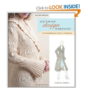 Inspiration: Rain, Snow, & A New Knitwear Design Book